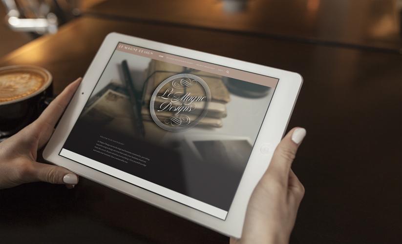 Le Magne Design iPad reduced